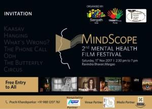 Mental Health film festival